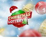 Gratis lottorader på Christmas Lottery